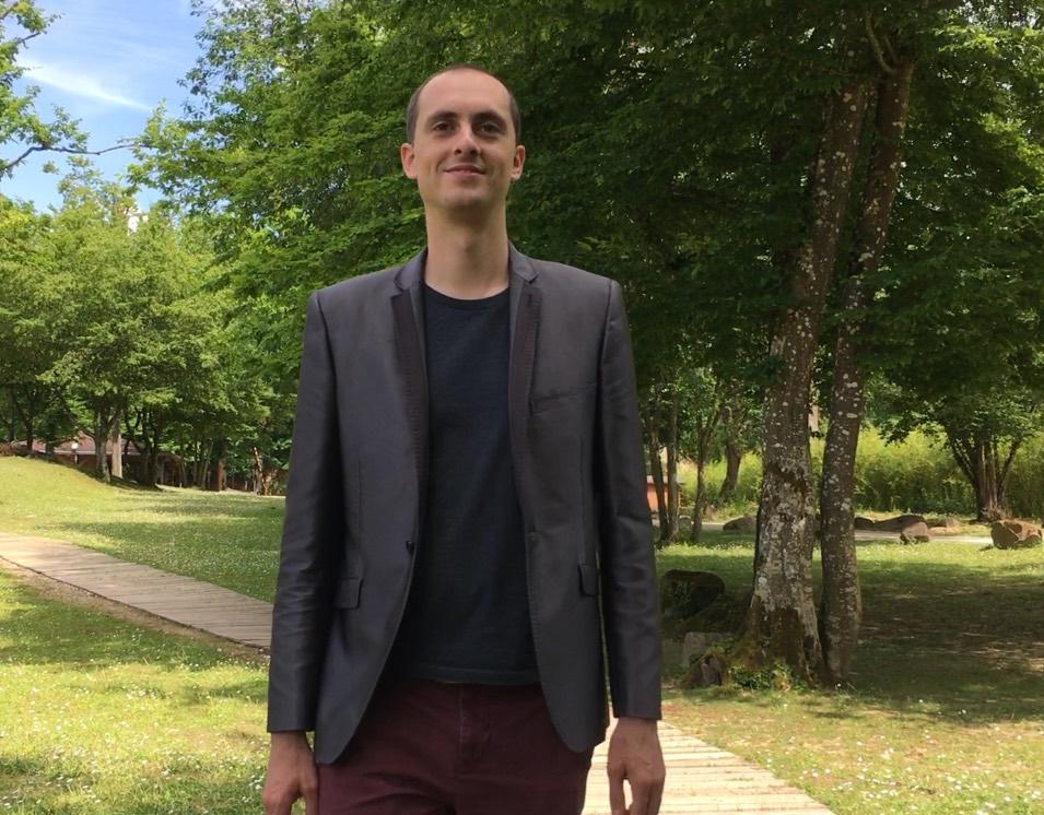 Sébastien Gourrier - 2018
