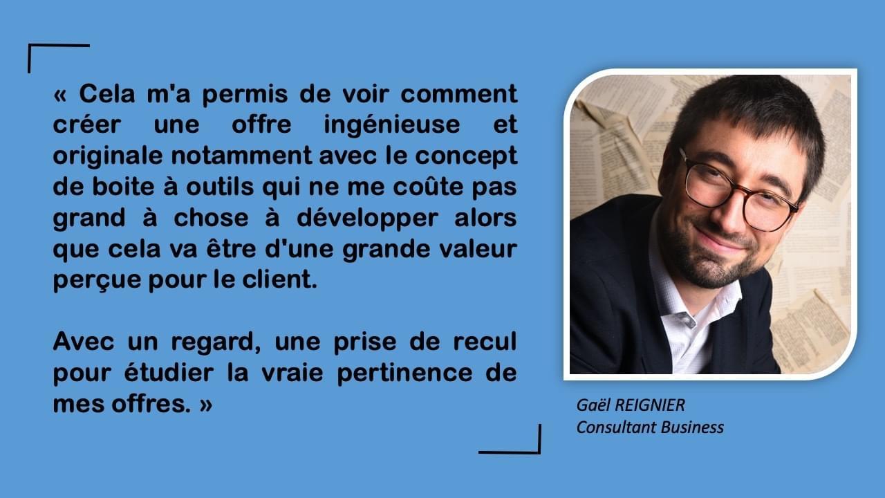 Villages êtres atypiques - Temoignage Gael Reignier - lereveuringenieux.fr